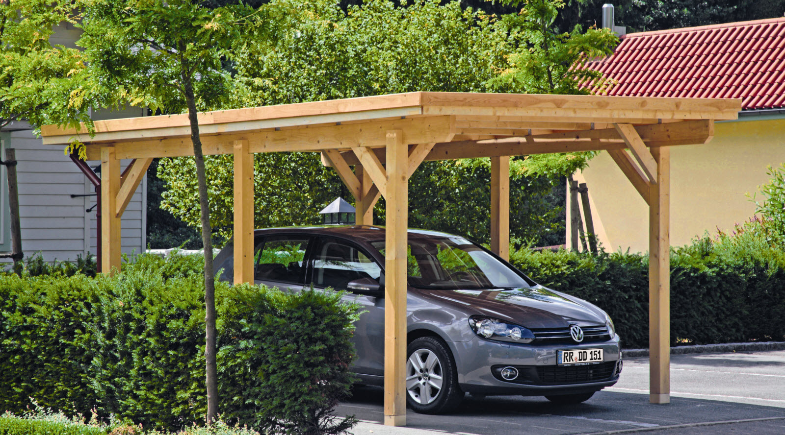 carport selber bauen material my blog. Black Bedroom Furniture Sets. Home Design Ideas